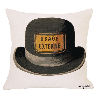 Le Bouchon d Epouvante 1966  Throw Pillow