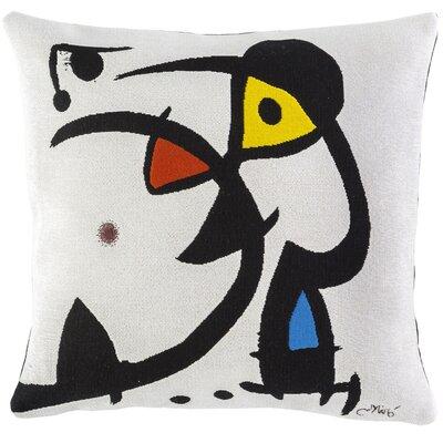Hantes Par Un Oiseau 1976 Throw Pillow