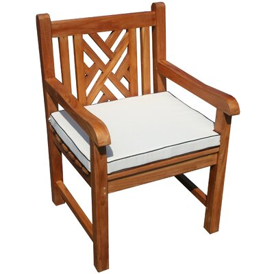 Chippendale Outdoor Dining Chair Cushion