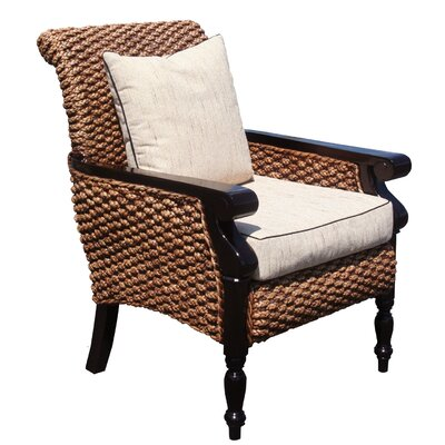 Water Hyacinth Milan Armchair