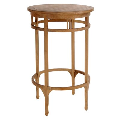 Orleans Bar Table Size: 43 H x 27 W