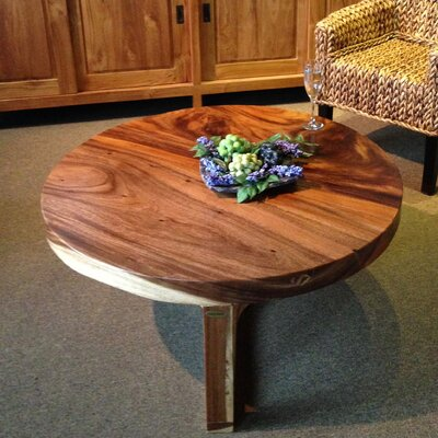 Suar Round Coffee Table
