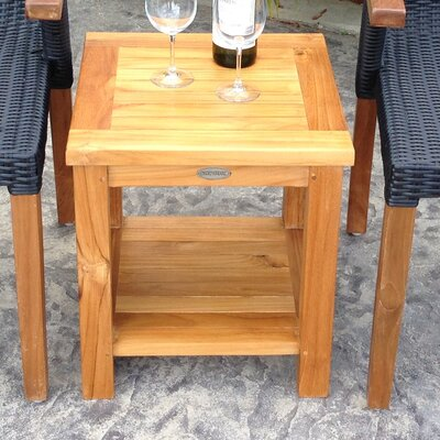 Tundra Teak Side Table