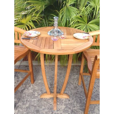 Miami Teak Bar Table