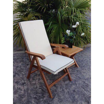Miami/Italy Outdoor Reclining Chair Cushion