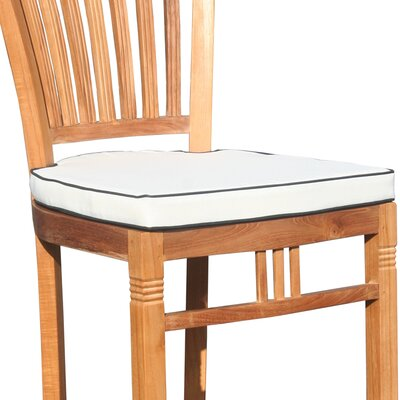 Orleans Bar Outdoor Barstool Cushion