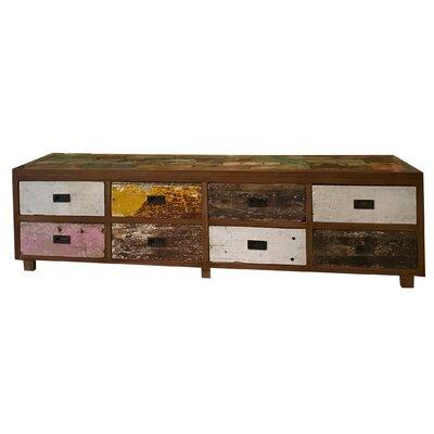 Barnes 8 Drawer Dresser