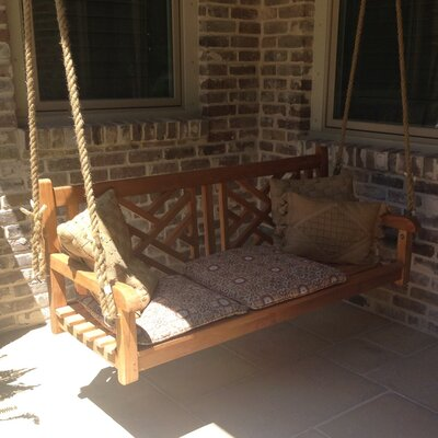 Chippendale Porch Swing