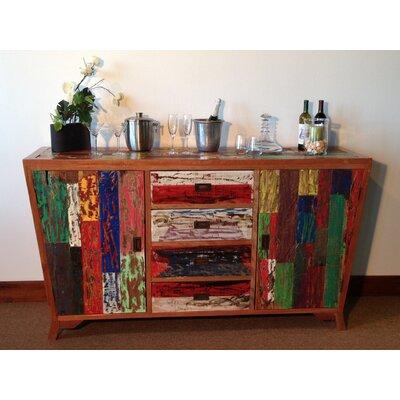 Barnes Teak Wood Sideboard