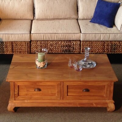 Mondaine Teak Coffee Table