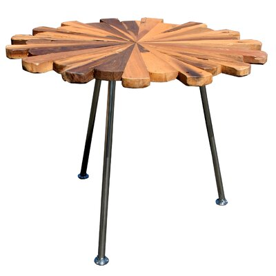 Matahari Teak End Table