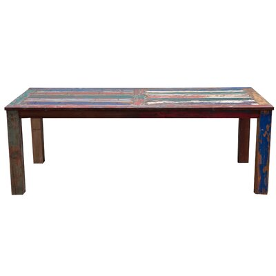 30 Dining Table Size: 30 H x 63 W x 35 D