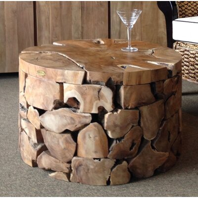 Bulger Teak Coffee Table