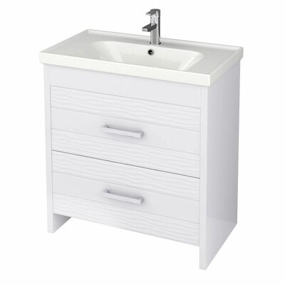 Lotus 31 Single Bathroom Vanity Set