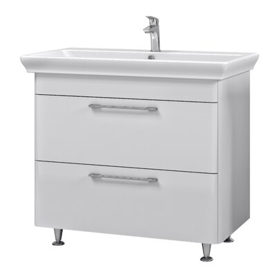 Paola 32 Single Bathroom Vanity Set