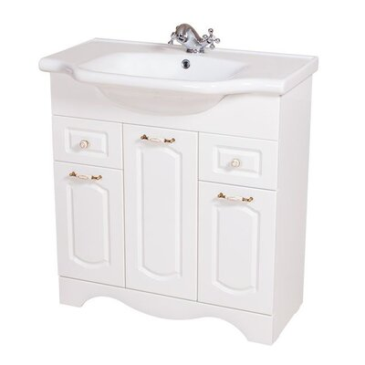 Classic 32 Single Bathroom Vanity Set