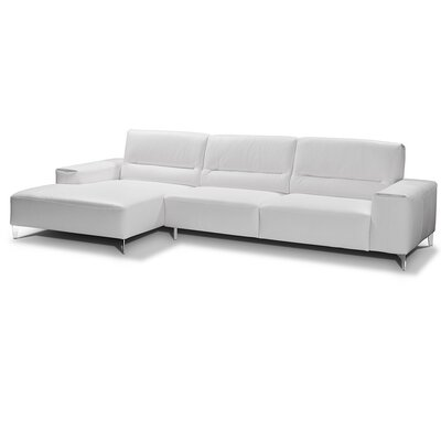 Castiglia Modular Sectional Orientation: Left Hand Facing
