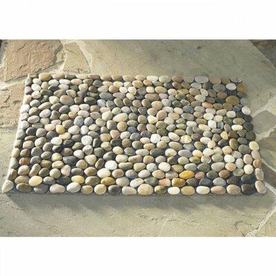 Riverstone Bath Rug Color: Muti