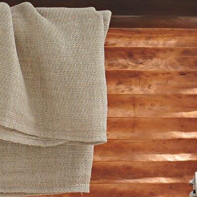 Pure Linen Hand Towel Color: Flax