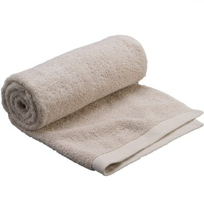 Carded Bath Sheet Color: Birch