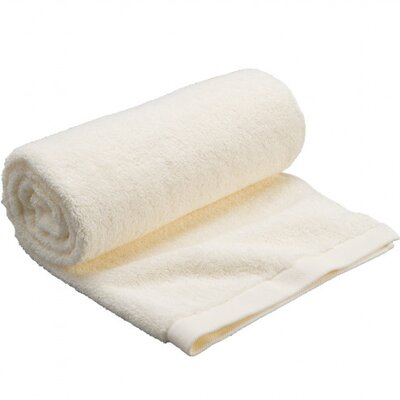 Carded Bath Towel Color: Ivory