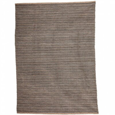 Donnington Recycled Rubber Hand-Woven Beige Indoor/Outdoor Area Rug