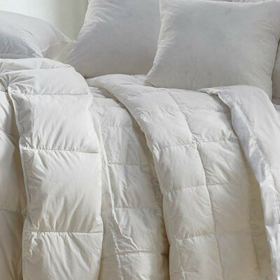 Midweight Down Cotton Comforter