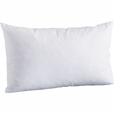 Rectangular Down Filled 100% Cotton Pillow Insert