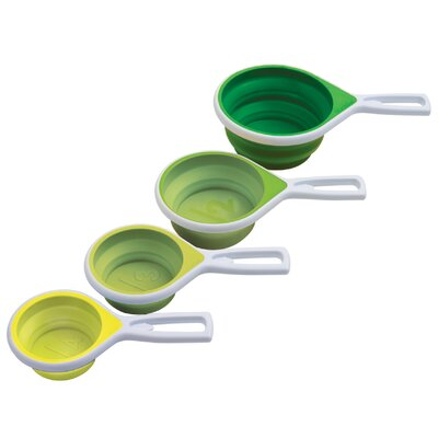Vibe 4 Piece Collapsible Measuring Cup Set (Set of 4) 212-018-148