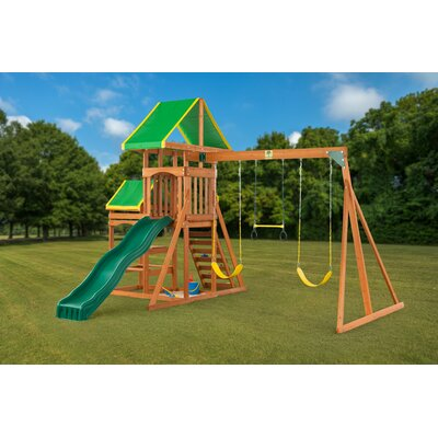 Woodlands Swing Set 3681