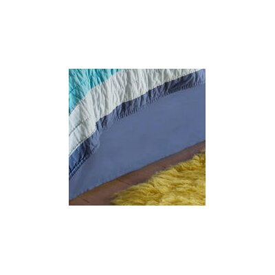 Pem America Colorful Sea Full Bed Skirt at Sears.com