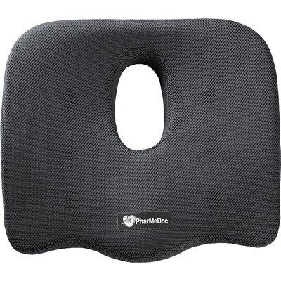 Seat Cushion Color: Black