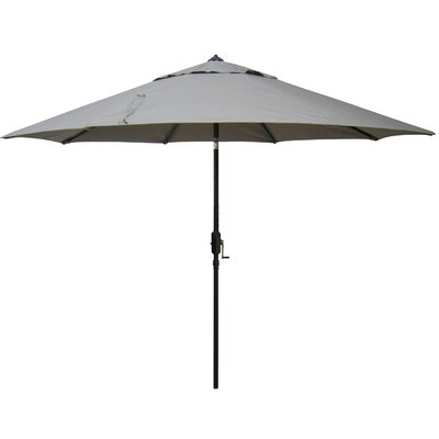 9 Market Umbrella Color: Taupe