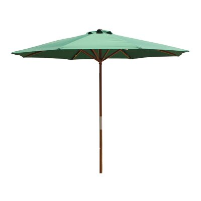9 Market Umbrella Color: Hunter Green
