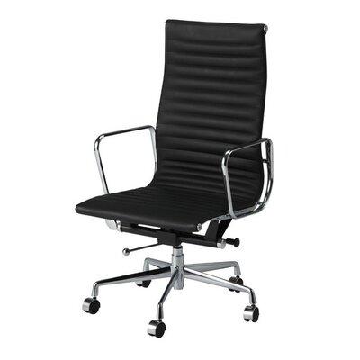 Toni High Back Leather Executive Chair LS-3010-B
