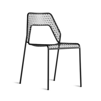 Crozier Dining Chair Color: Black