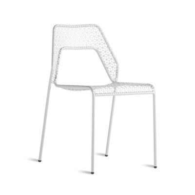 Crozier Dining Chair Color: White