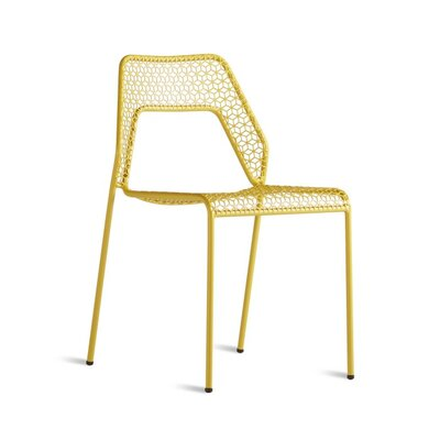 Crozier Dining Chair Color: Yellow