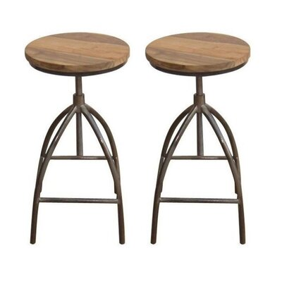 Broadalbin Height Bar Stool
