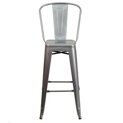 Ferrin High Back 30 Bar Stool