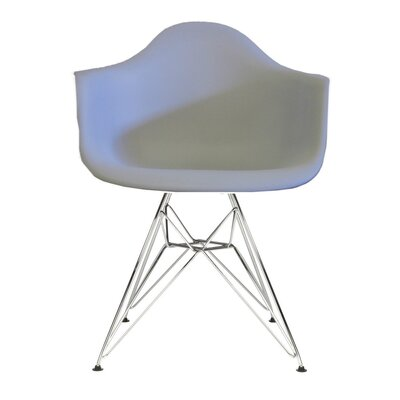 Polaris Dining Chair Color: Gray