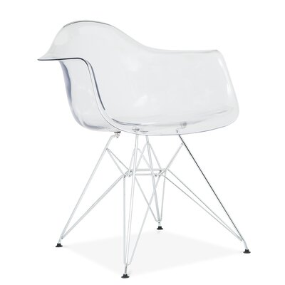 Quast Modern Acrylic Dining Chair