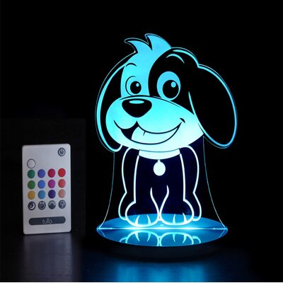 Dog Night Light