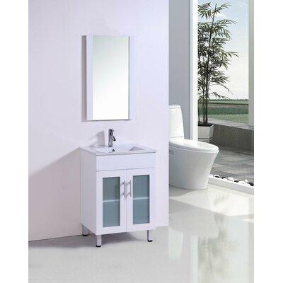 24 Single Modern Bathroom Vanity Set