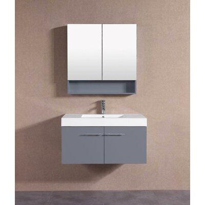 36 Single Modern Bathroom Vanity Set