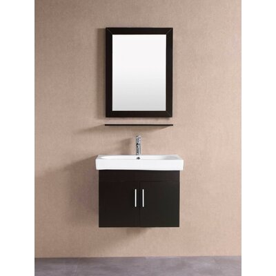 28 Single Modern Bathroom Vanity Set