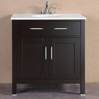 32 Single Modern Bathroom Vanity Set