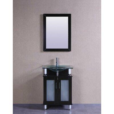 Signature Series 24 Single Modern Bathroom Vanity Set