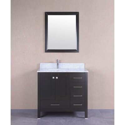 Signature Series 36 Single Bathroom Vanity Set