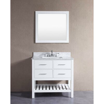 Signature Series 36 Single London Bathroom Vanity Set